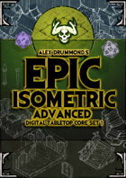 Epic Isometric Digital tabletop core set Advanced