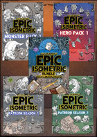 The Epic Isometric MEGA Bundle