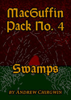 MacGuffin Pack 4 - Swamps
