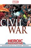 Marvel Heroic Roleplaying: Civil War Event Book (Essentials Edition)