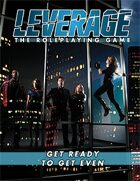 Leverage Roleplaying Game