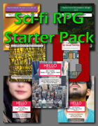 Sci-Fi RPG Starter Pack [BUNDLE]