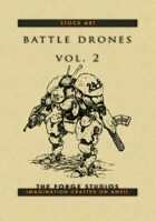'Battle Drones vol. 2'