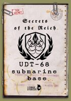 'Secrets of the Reich - UDT-68 submarine base