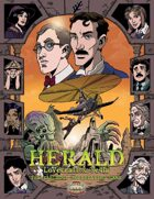 Herald: Lovecraft & Tesla the Tabletop Roleplaying Game