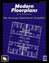 Modern Floorplans: Apartment Complex