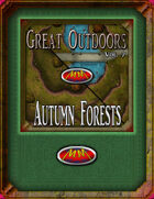 Great Outdoors Volume 7: Autumn Forests