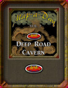 Map-A-Day 10/2/2017 Deep Road Cavern