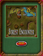 Map-A-Day 10/10/2017 Forest_Encounter