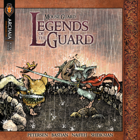 Mouse Guard: Legends of the Guard #1 From Archaia