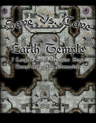 Save Vs. Cave Earth Temple