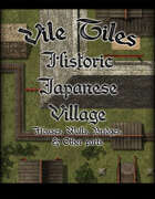 Vile Tiles Historic Japanese Village