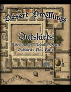 Desert Dwellings Outskirts