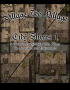 Village to Pillage Big City Slums 1