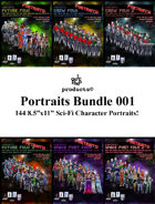 El Cheapo Portraits - Bundle 01 [BUNDLE]