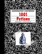 1001 Perplexing Potions