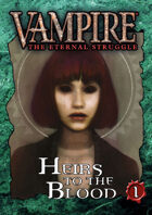 Heirs to the Blood Reprint Bundle 1