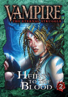 Heirs to the Blood Reprint Bundle 2