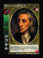 Oliver Cromwell - Custom Card
