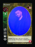 Hunor - Custom Card