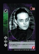 Arron Darkholme - Custom Card