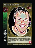 Adrian Konrad - Custom Card