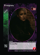 Progeny - Custom Card