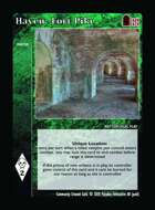 Haven: Fort Pike - Custom Card
