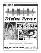 GURPS Powers: Divine Favor