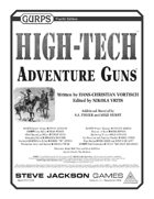 GURPS High-Tech: Adventure Guns