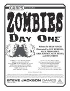 GURPS Zombies: Day One