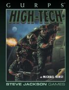 GURPS Classic: High-Tech