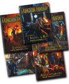 Dungeon Fantasy Roleplaying Game - Powered by GURPS