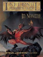 In Nomine: Infernal Player's Guide