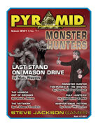 Pyramid #3/031: Monster Hunters
