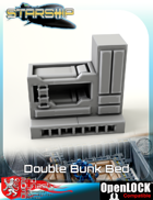 Starship Bunk Bed