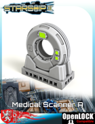 Starship II Medical Scanner A