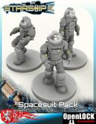 Spacesuit Pack