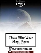 Those Who Wear Many Faces, Tanks volume 4