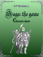 Saga: the Game Character Sheets gr