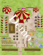 Map of the Circus