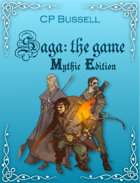 Saga: the Game -Mythic Edition