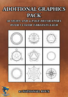 Additional Graphics Pack - Sigils and Page Decorators