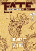 Fate Adventures #2—The Heart of Fire (PDF+EPUB+MOBI)