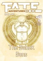 Fate Adventures #3—The Sobek Sons (PDF+EPUB+MOBI)