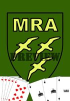 MRA deck of playing cards