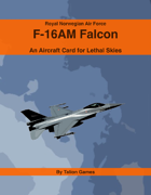 RNOAF F-16AM Falcon