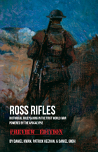 Ross Rifles (Preview Edition)