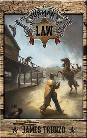 Gunman's Law Card Decks