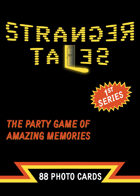 Stranger Tales: The Party Game of Amazing Memories ~ Ninja Nate's Naughty-Nerdy Storytime! Card Game